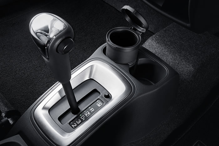 Front Console Cup Holder