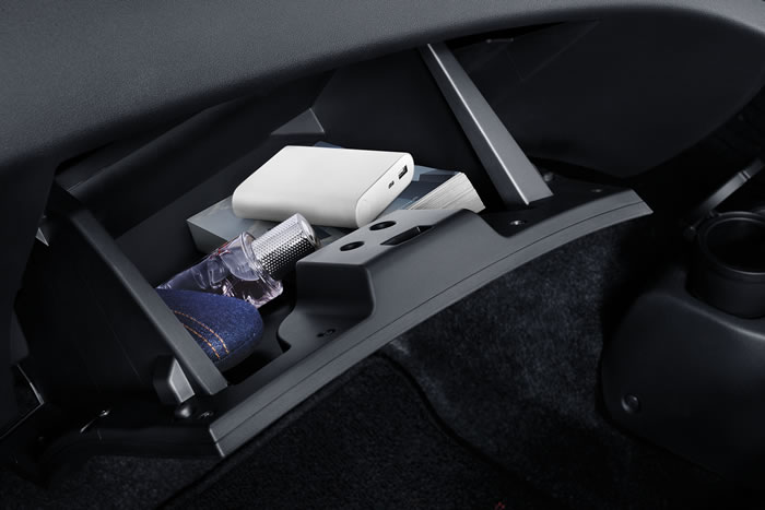 Glove Box Compartment