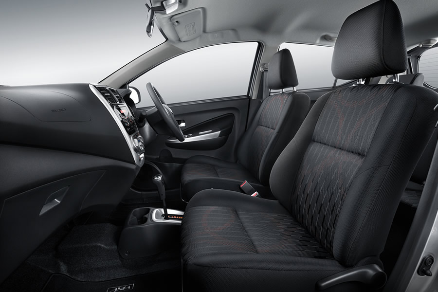 Axia SE Front Seats